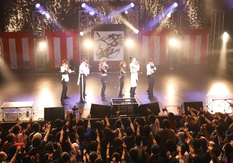 大阪☆春夏秋冬<しゅかしゅん 大新年会ライブ2019>|TSUTAYA O-EAST(2019年1月6日)
