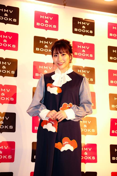 宮崎理奈<1st写真集『だから、会いたくなる』発売記念イベント>|HMV&BOOKS SHIBUYA(2019年1月12日)