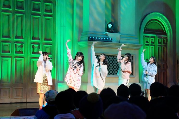 たこやきレインボー3rdアルバム『軟体的なボヤージュ』リリースイベント|東京・ヴィーナスフォート(2019年1月12日)