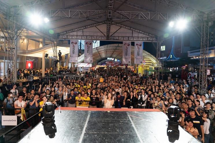 吉川友 メインステージ初日<JAPAN EXPO THAILAND 2019>