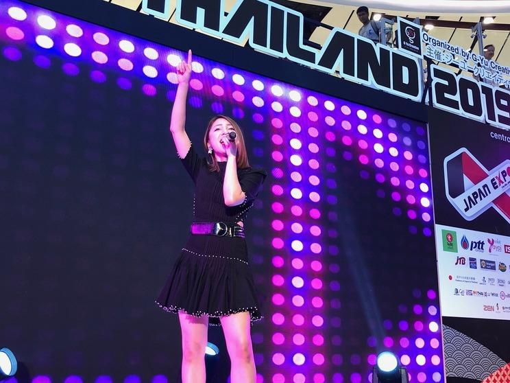 吉川友 2日目「抱いてHOLD ON ME!」<JAPAN EXPO THAILAND 2019>