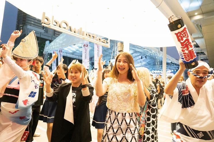 吉川友 盆踊り<JAPAN EXPO THAILAND 2019>