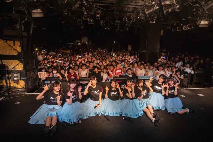 ピュアリーモンスター1stワンマンライブ<DREAM PLANET> 渋谷・CLUB QUATTRO(2019年1月20日)