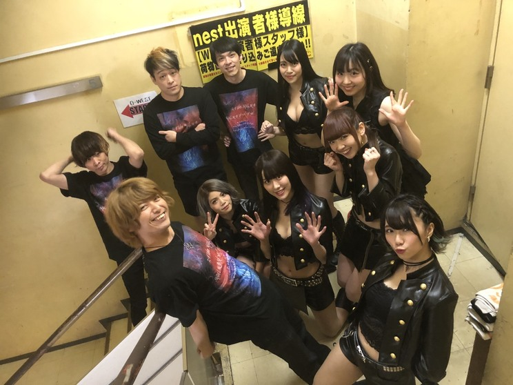 CANDY GO!GO!<NEXT-Girl's ONE in O-NEST>|TSUTAYA O-NEST 1月29日(火)