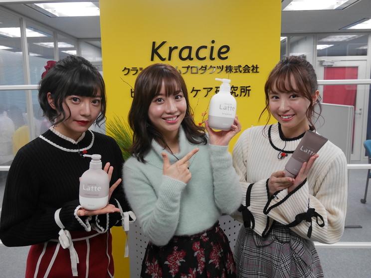 2月12日OA【クラシエ】ロケ風景1