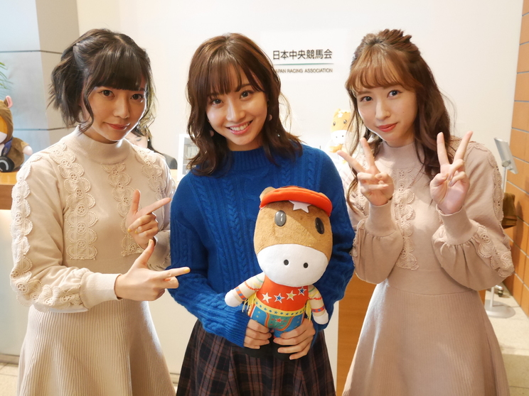 2月14日OA【JRA】ロケ風景1