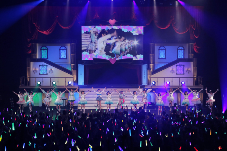 i☆Ris&Wake Up, Girls!&Run Girls, Run! バレンタインLive 2019 |松戸・森のホール21 大ホール(2019年2月2日)