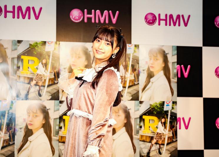 マジカル・パンチライン 小山リーナ、1st ビジュアルブック『R』発売記念イベント|HMV エソラ池袋店(2019年2月3日)