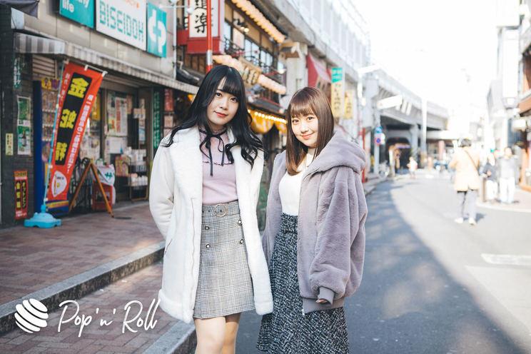 茉井良菜(煌めき☆アンフォレント)、吉永みいな(SAY-LA)|上野