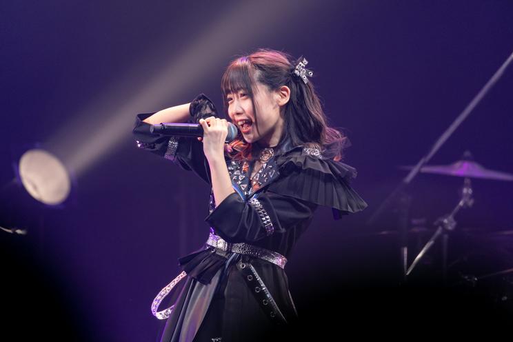 来栖りん(26時のマスカレイド) 2019年2月6日(水)東京・渋谷TSUTAYA O-EAST<2月6日のマスカレイド~今宵はバンドで踊りましょ?~>より