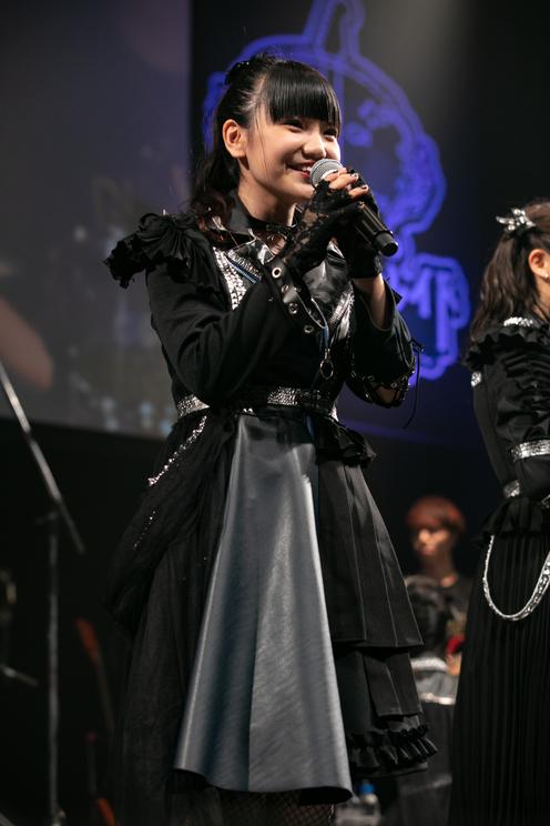 大門果琳(26時のマスカレイド) 2019年2月6日(水)東京・渋谷TSUTAYA O-EAST<2月6日のマスカレイド~今宵はバンドで踊りましょ?~>より