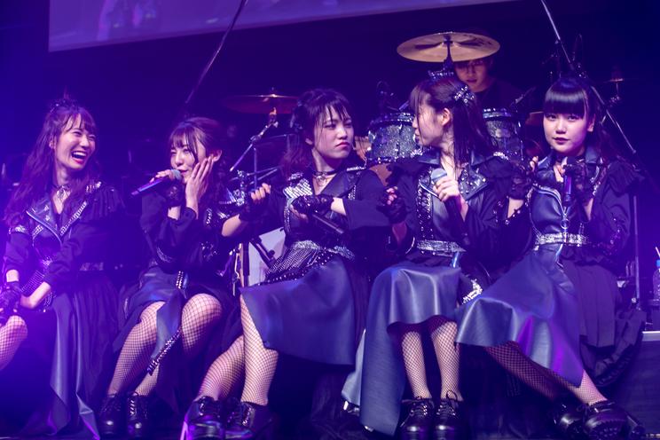 26時のマスカレイド 2019年2月6日(水)東京・渋谷TSUTAYA O-EAST<2月6日のマスカレイド~今宵はバンドで踊りましょ?~>より