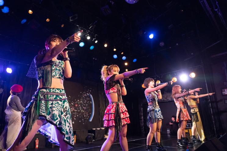 アップアップガールズ(仮)<アップアップガールズ(仮) 5 to the 5th Power> 埼玉・HEAVEN'S ROCKさいたま新都心VJ-3(2019年2月10日)