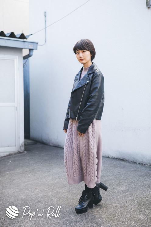 新井愛瞳(アップアップガールズ(仮)) 中野