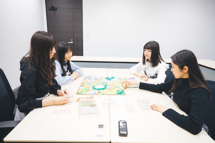 マジカル・パンチライン|人生ゲーム
