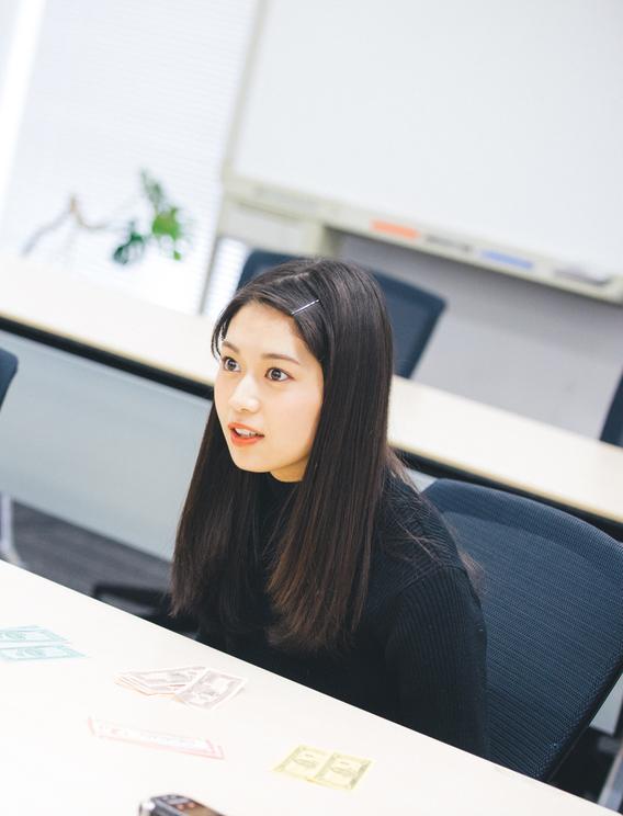 浅野杏奈|人生ゲーム