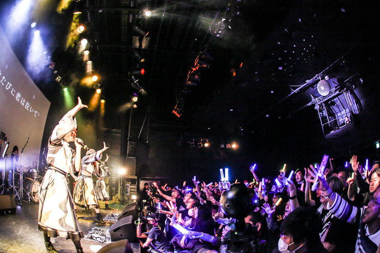 1周年記念単独ライブ-縁-│2019/3/2 渋谷WWW X(撮影:菊島明梨)