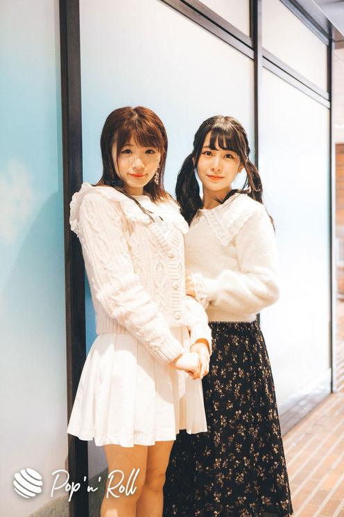 西ひより(煌めき☆アンフォレント)、茉井良菜(煌めき☆アンフォレント)|神宮外苑