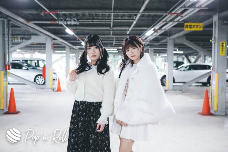茉井良菜(煌めき☆アンフォレント)、西ひより(煌めき☆アンフォレント)|神宮外苑