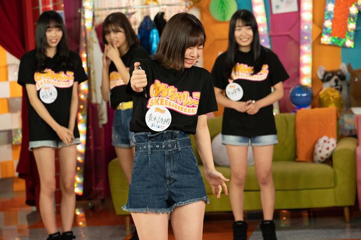 dTV『めちゃんこSKEEEEEEEEEE!!』第5回より