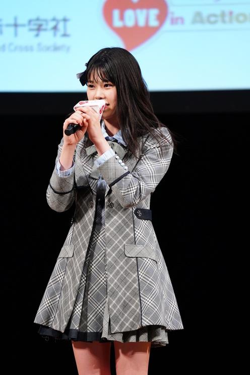 AKB48 Team 8<LOVE in Action プロジェクト ご当地大作戦 in 大阪〜献血感謝祭〜>|大阪府立大学中百舌鳥キャンパス学術情報センターUホール白鷺(2019年3月10日)