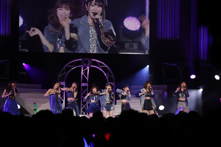 Juice=Juice&カントリー・ガールズ LIVE 〜梁川奈々美 卒業スペシャル〜│2019/3/11(月) Zepp Tokyo