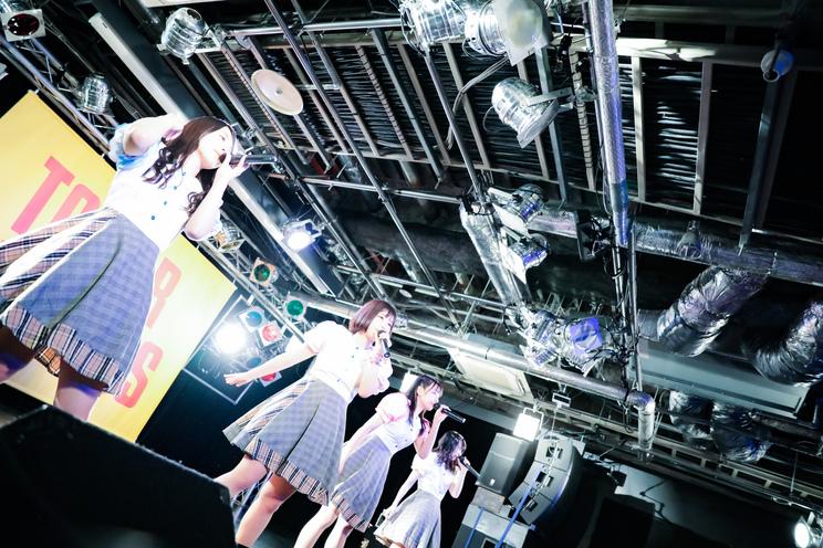 <神が宿る場所〜ROAD TO 豊洲PIT 最終候補メンバー発表〜> タワーレコード渋谷店B1F CUTUP STUDIO(2019年3月24日)