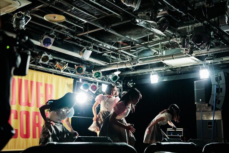 <神が宿る場所〜ROAD TO 豊洲PIT 最終候補メンバー発表〜>|タワーレコード渋谷店B1F CUTUP STUDIO(2019年3月24日)