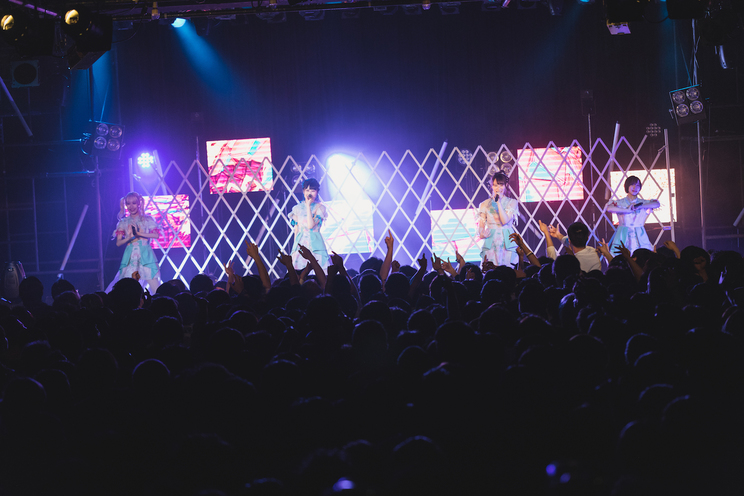 uijin<dream for a living>|恵比寿LIQUIDROOM(2019年3月21日)