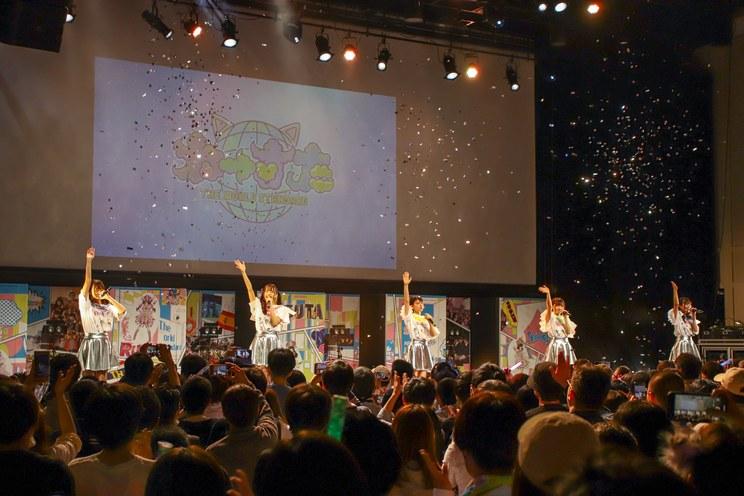 わーすた<わーすた 4th Anniversary LIVE〜わんだふるこれくしょん〜>より|2019年3月31日(日)恵比寿ガーデンホール