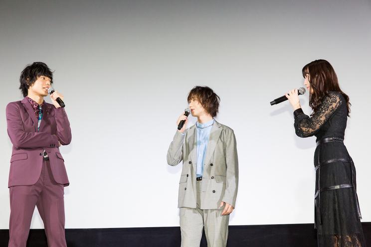 映画『クロガラス2』初日舞台挨拶