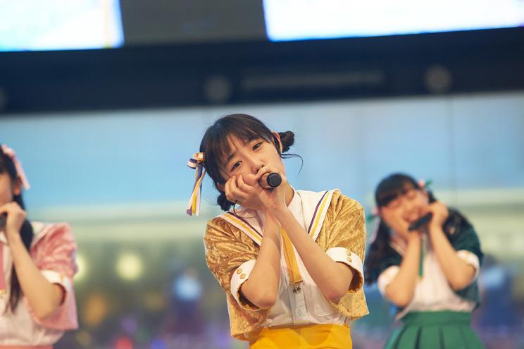 「ときめき♡宣伝部のVICTORY STORY/青春ハートシェイカー」リリースイベント|東京・池袋のサンシャイン噴水広場(2019年4月10日)