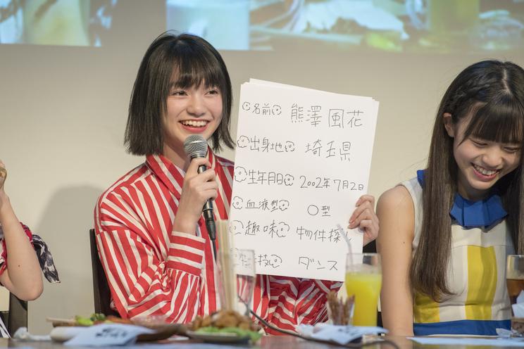 熊澤風花(Task have Fun)<渋谷LOFT9アイドル倶楽部vol.2>|渋谷LOFT9(2019年3月18日)