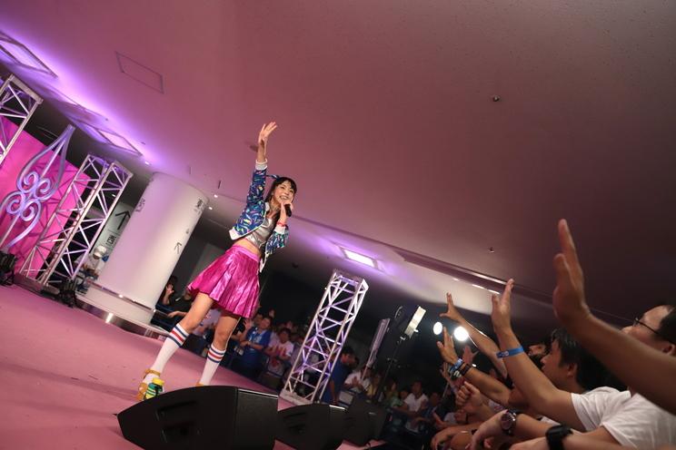 <@JAM EXPO 2018>8月26日「寺嶋由芙」ピーチステージ