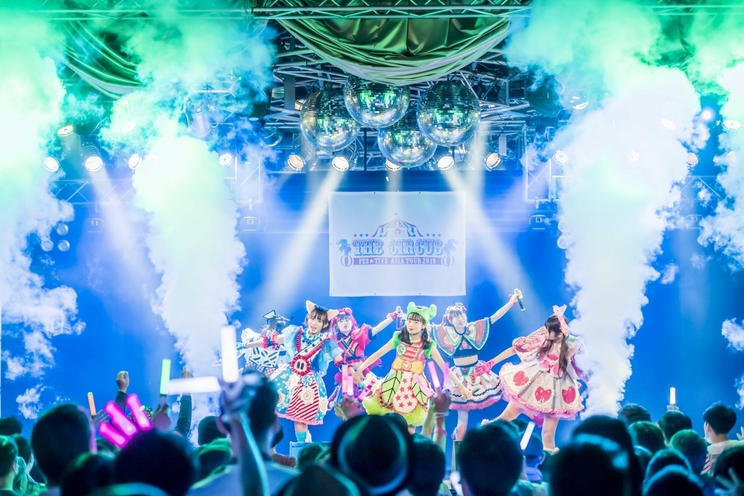 FES☆TIVE<アイドル甲子園SPRING FESTIVAL>より|5月11日(土)名古屋ReNY limited