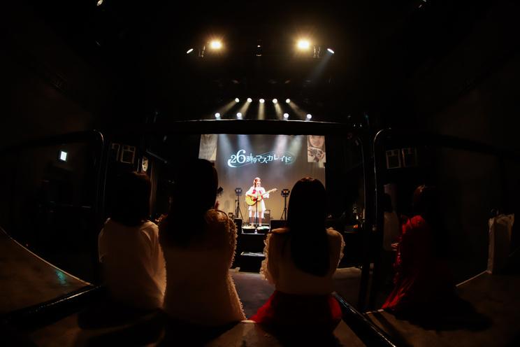 26時のマスカレイド<江嶋綾恵梨生誕祭>より|2019年5月4日(土)渋谷WWW