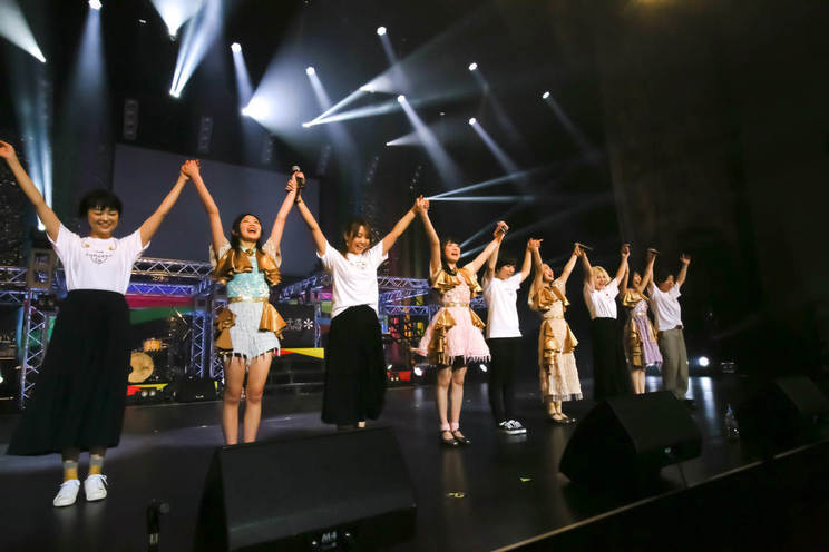 東京女子流<CONCERT*07「10年目のはじまり」>|中野サンプラザホール(2019年5月25日)