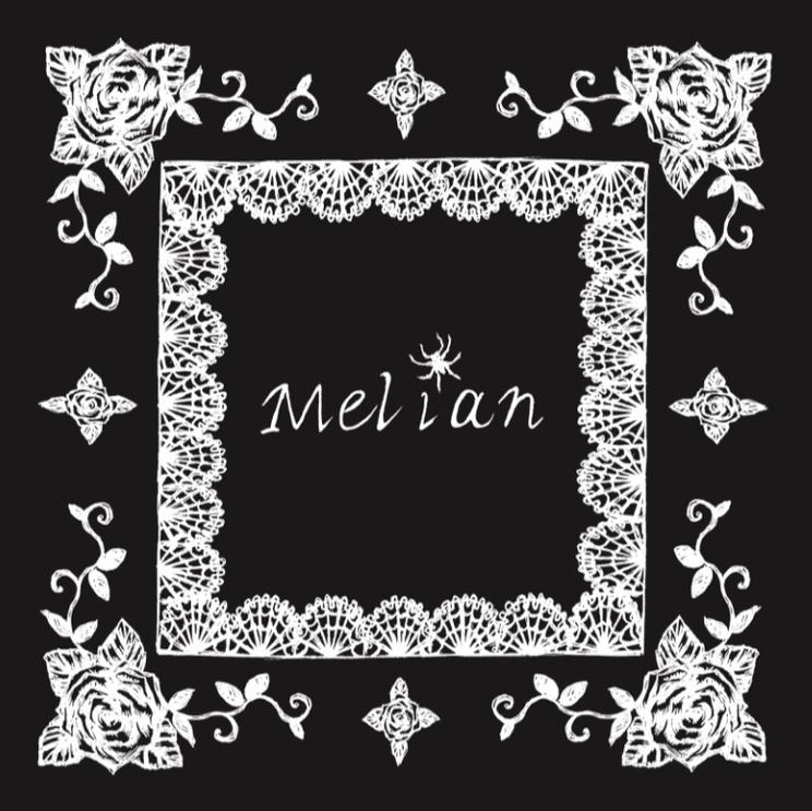 フルアルバム『Melian』ジャケット