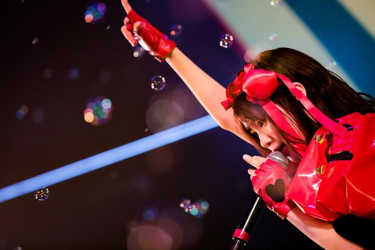 土光瑠璃子|FES☆TIVEアジアツアー<THE CIRCUS/ザ・サーカス>ファイナル&6周年記念公演より