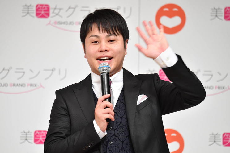 <美笑女グランプリ>記者会見(2019年7月9日)