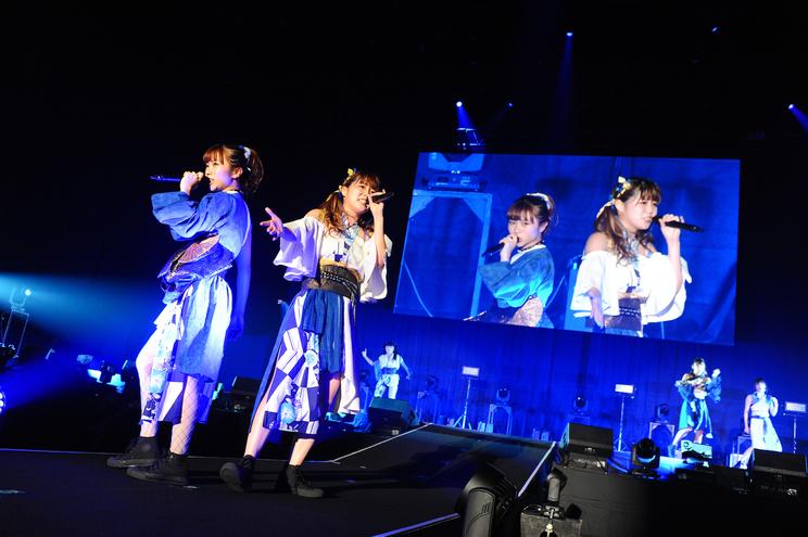 <@ JAM EXPO 2018>8月26日「大阪☆春夏秋冬」ストロベリーステージ