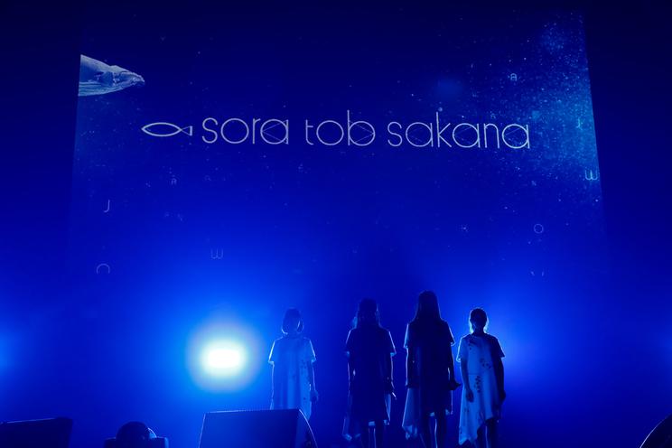 <@JAM EXPO 2018>8月25日「sora tob sakana」ストロベリーステージ