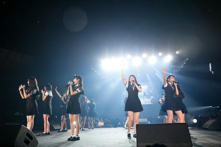 <@JAM EXPO 2018>8月26日「=LOVE」ストロベリーステージ