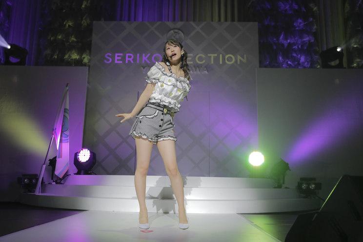 芹澤優<Yu Serizawa 24th Birthday Live ~Serikollection~>(2018年12月1日 品川プリンス ステラボール)より