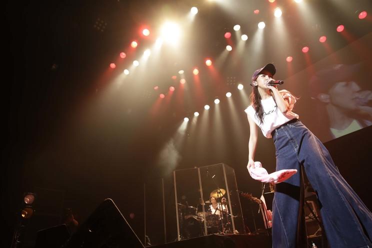 2018年5月12日(土)マイナビBLITZ赤坂<板野友美 LIVE TOUR 2018 〜Just as I am〜>より