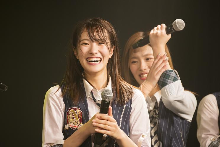 NMB48 小嶋花梨(©NMB48)