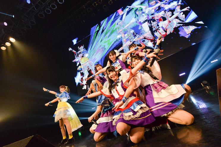 <煌めき☆アンフォレント 3rdワンマンライブ -光彩~スターティングオーバー->|Zepp Nagoya(2018年12月24日)