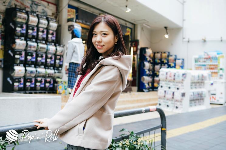 青木千春(WHY@DOLL)|下北沢