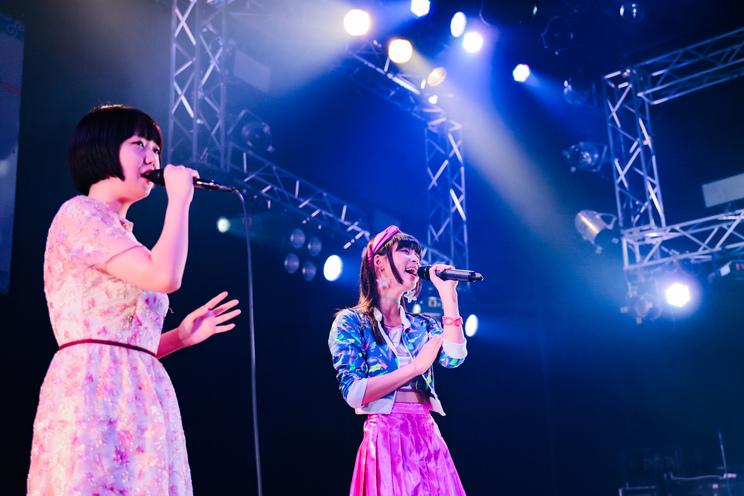 rionos、寺嶋由芙 <TERASHIMA KAWAII FESTIVAL vol.1>(新宿ReNY/2018年12月21日)