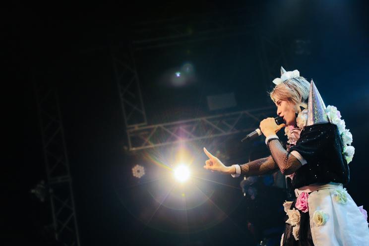 二丁目の魁カミングアウト <TERASHIMA KAWAII FESTIVAL vol.1>(新宿ReNY/2018年12月21日)